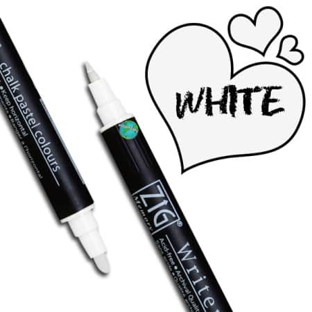 writer chalk marker dual tip add fine and extra fine lines to your